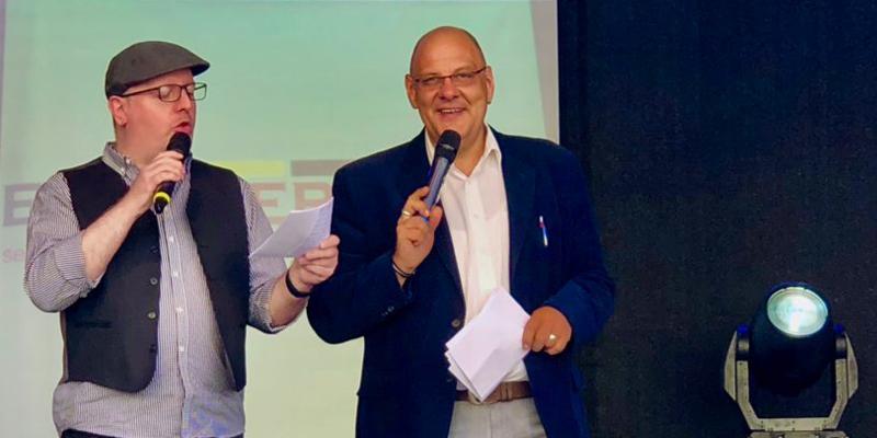 Stadtfest Werdau Carsten & Nico