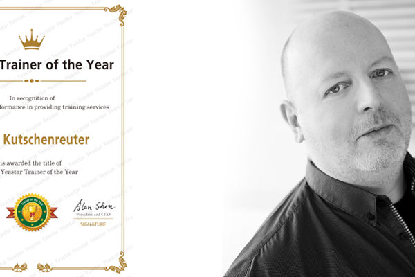Yeastar – Trainer of the Year 2018